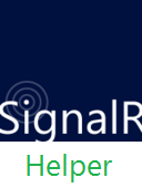Windows Phone SignalR Helper