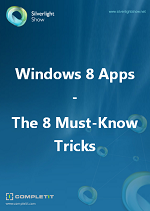 Windows 8 Dev Tricks Book